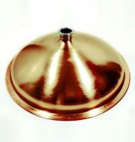 Крышка купольная медная на «Абсолют» 50 л (д=40 см) (сг)